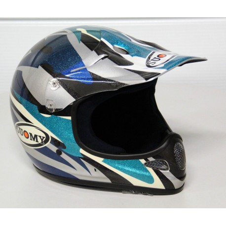 Suomy casque MX cross Glitter M